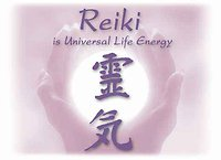 Reiki treatments. reikikanji