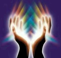 Reiki treatments. reikihands
